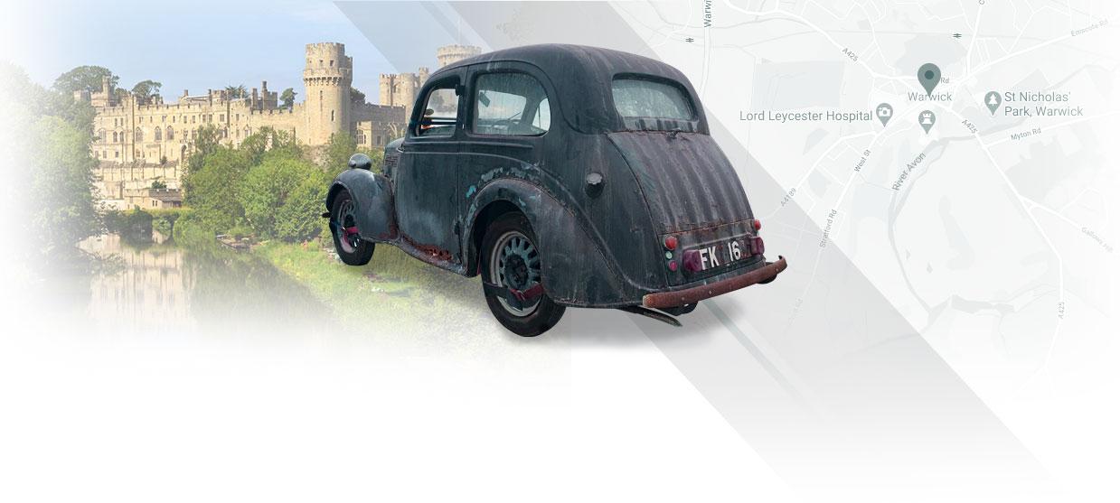 Scrap Cars Warwick